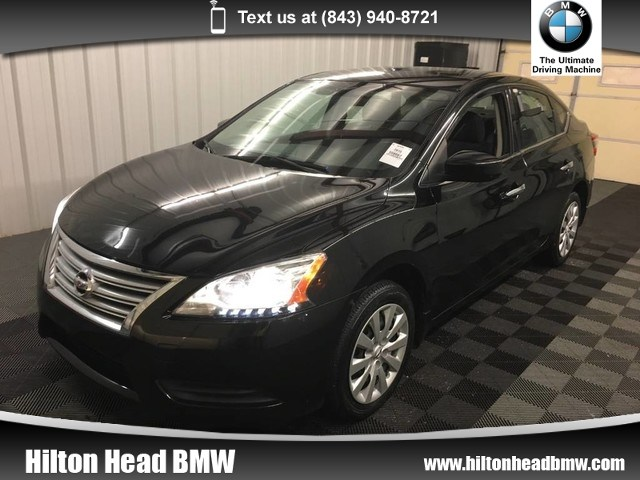 Photo 2015 Nissan Sentra SV  Balance of Factory Warranty  One Owner  Nav Sedan Front-wheel Drive