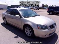 2005 Nissan Altima 2.5 S Auto 3 Month/3,000 Mile Nationwide Warranty