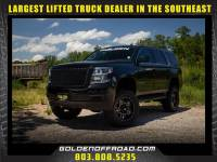2015 Chevrolet Tahoe LT 4WD 5.3L V8 Pro Comp 6 In. Lifted Fuel