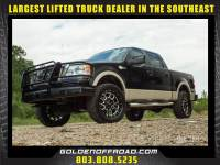 2008 Ford F-150 King Ranch Super Crew 4WD 5.4L V8 XD Fuel Ranch Ha