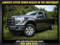 2015 Ford F-150 FX4 SuperCab XL 6.5-ft. Bed 4WD