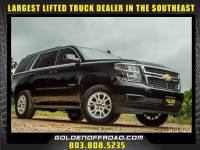 2015 Chevrolet Tahoe LT 4WD 5.3L V8 Leveled/Lifted Leather Bose