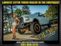 2016 Ford F-150 Lariat SuperCrew Long Bed 4WD ReadyLift Centerline