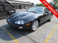 2002 Jaguar XK XKR Convertible