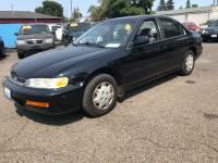 2000 Honda Accord Sdn LX