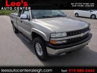 2000 Chevrolet Silverado 2500 LT Ext. Cab 4WD