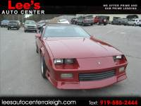 1992 Chevrolet Camaro RS Convertible