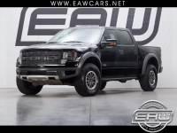 2011 Ford F-150 SVT Raptor SuperCrew 5.5-ft. Bed 4WD