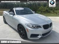 2017 BMW M240i M240i Convertible Rear-wheel Drive