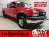 2007 Chevrolet Silverado 2500HD Classic LT Extended Cab Long Bed 2WD