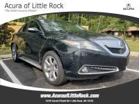 2010 Acura ZDX Base w/Advance Package in Little Rock