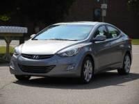2011 Hyundai Elantra Limited for sale in Flushing MI