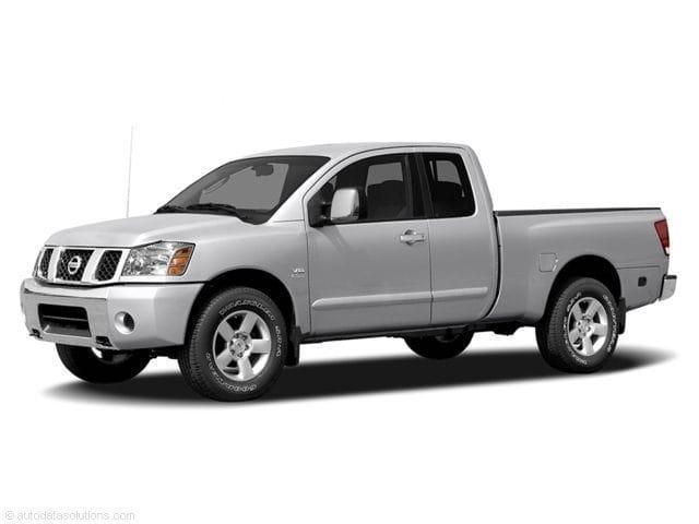 Photo Used 2005 Nissan Titan LE Truck King Cab in Fairfield CA