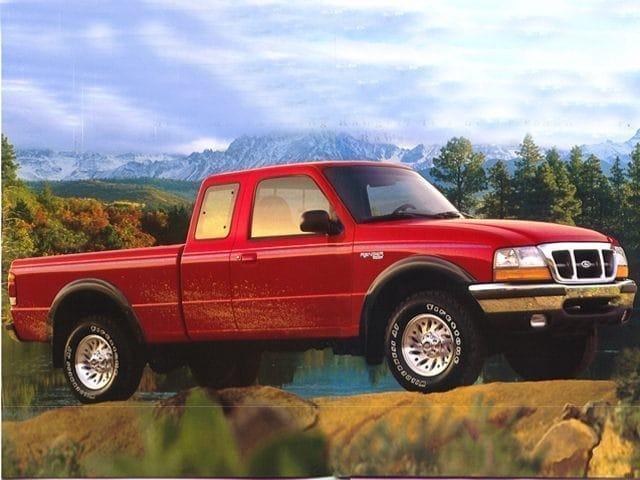 Photo Used 1998 Ford Ranger in Harlingen, TX