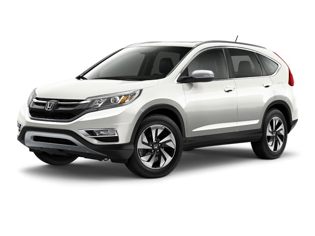 Photo Used 2015 Honda CR-V Touring FWD For Sale in Miami FL