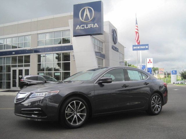 Photo 2015 Acura TLX TLX 3.5 V-6 9-AT SH-AWD with Technology Package Sedan
