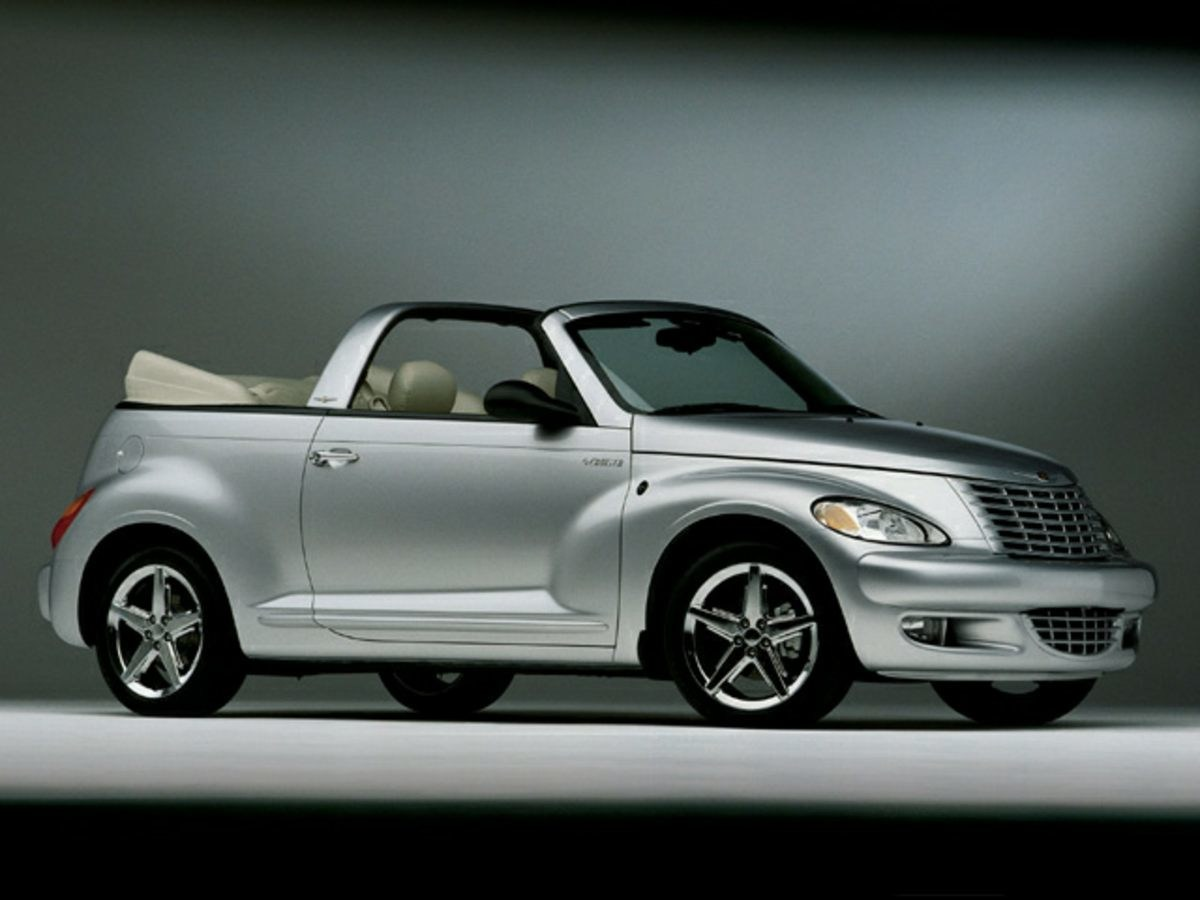 Photo Used 2005 Chrysler PT Cruiser Touring in West Palm Beach, FL