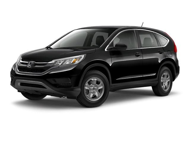 Photo Certified 2015 Honda CR-V LX SUV