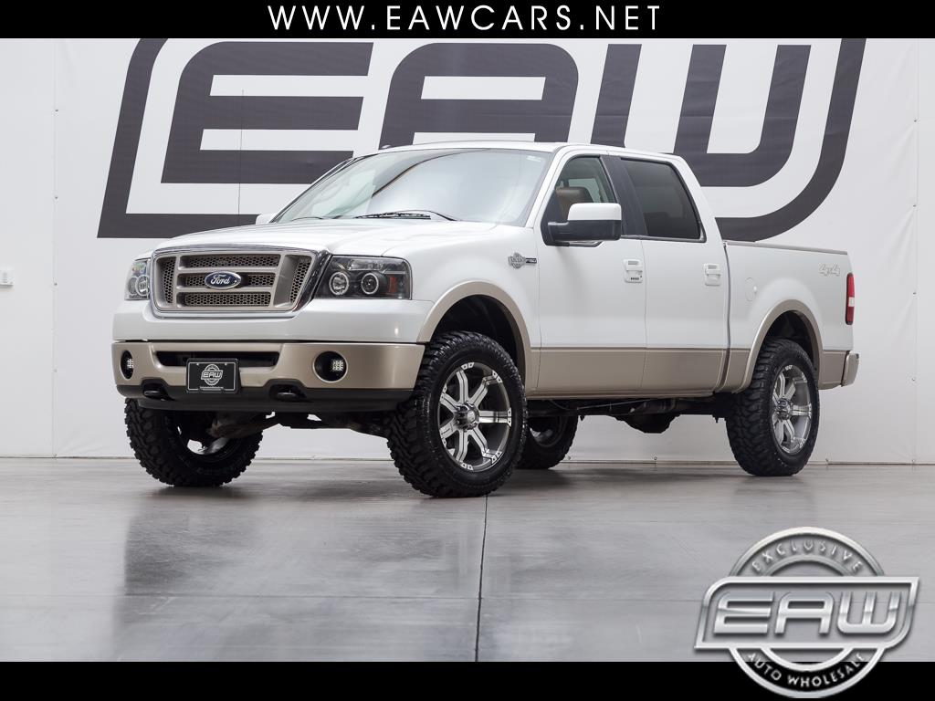 Photo 2007 Ford F-150 KING RANCH SUPERCREW 4WD