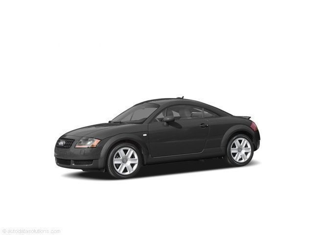 Photo Used 2004 Audi TT 1.8T Coupe Front-wheel Drive - Boone, NC