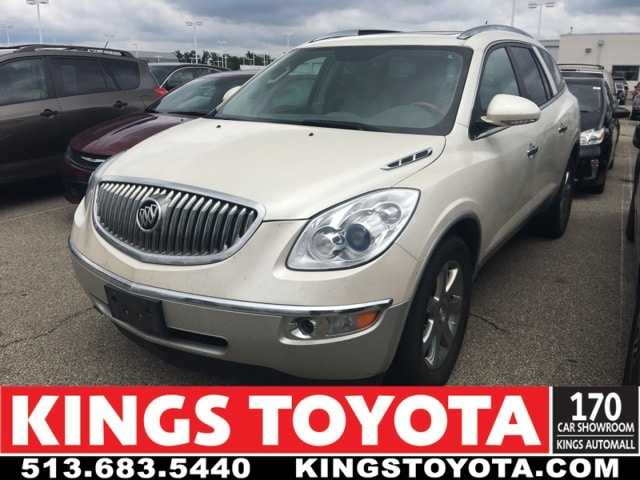 Photo Used 2008 Buick Enclave CXL Sport Utility in Cincinnati, OH