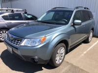 Used 2011 Subaru Forester 2.5X Limited SUV