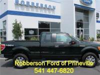 Used 2014 Ford F-150 XLT 4x4 SuperCab Styleside 6.5 ft. box 145 in. WB Extended Cab Truck For Sale Bend, OR