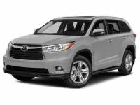 Used 2015 Toyota Highlander XLE V6 For Sale in Wallingford CT | Get a Quote!