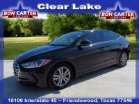 2017 Hyundai Elantra SE Sedan near Houston