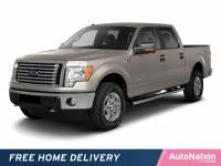 2011 Ford F-150 Lariat Limited Crew Cab Pickup