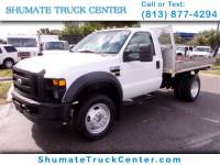 2008 Ford F-450 9 FT. Alum. Flatbed