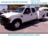 2008 Ford F-350 Crew Cab Utility Lift Gate