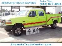 1997 Ford F-350 Crew Cab 4x4 Utility