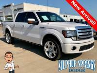 Used 2011 Ford F-150 Lariat Limited Pickup