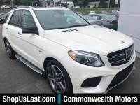 Pre-Owned 2018 Mercedes-Benz GLE AMG® GLE 43 All Wheel Drive 4MATIC SUV