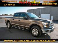 2017 Ford F-150 XLT 4x4 2.7L V6 EcoBoost Truck