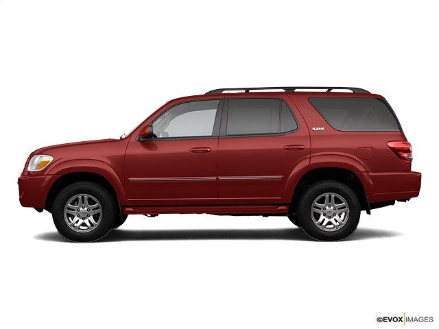 Photo Used 2007 Toyota Sequoia SR5 SUV For Sale Maplewood, MN