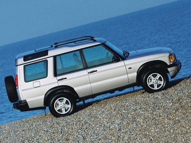 Photo 2002 Land Rover Discovery Series II SD