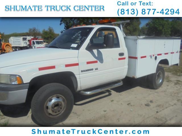Photo 2001 Dodge Ram 3500 Utility Truck