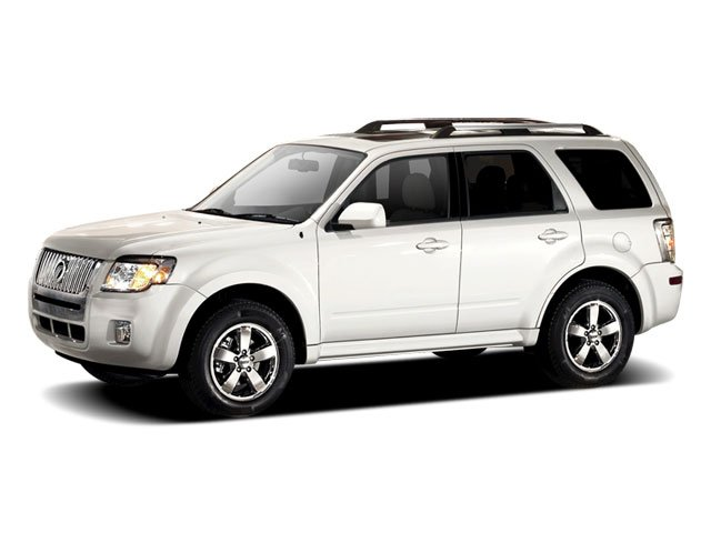Photo Pre-Owned 2010 Mercury Mariner Premier FWD Sport Utility