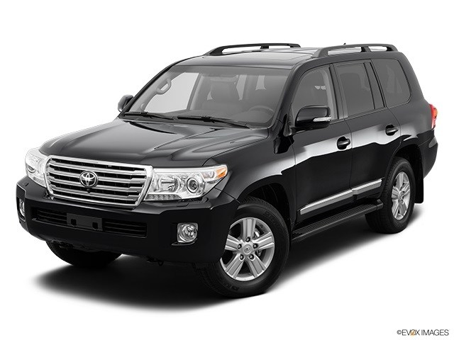Photo 2014 Toyota Land Cruiser V8 SUV For Sale in Bakersfield
