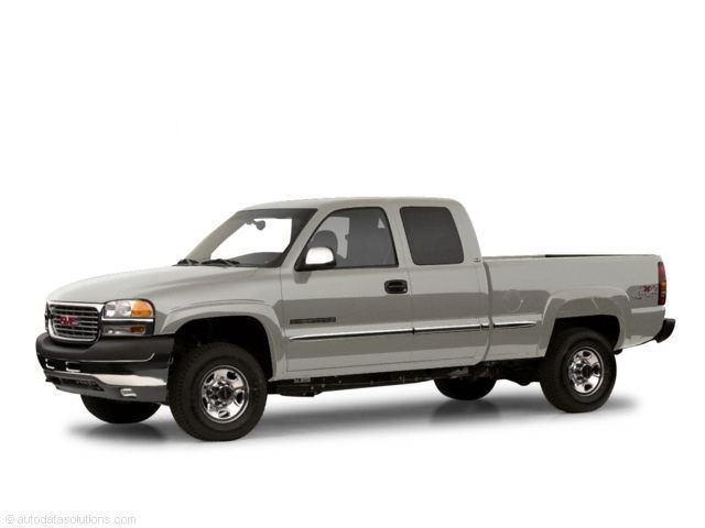 Photo Used 2001 GMC Sierra 2500HD SLE Ext Cab 157.5 WB 4WD SLE for Sale in Grand Junction, near Fruita  Delta