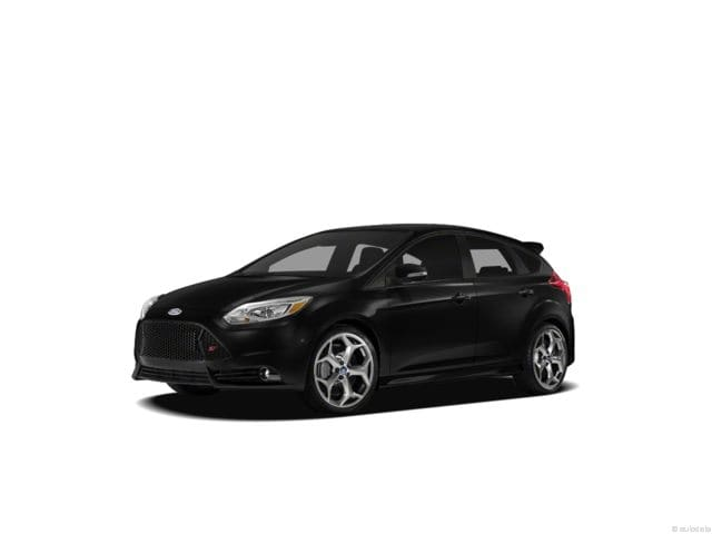 Photo Used 2013 Ford Focus ST ST Hatchback I-4 cyl For Sale in Duluth