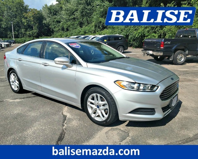 Photo Used 2014 Ford Fusion SE for Sale in West Springfield, MA