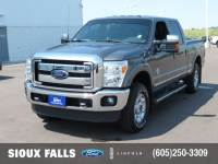 2012 Ford F-250 Lariat Crew Cab Shortbox in Sioux Falls, SD