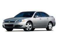 Pre-Owned 2008 Chevrolet Impala LTZ FWD Sedan