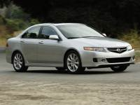 Pre-Owned 2006 Acura TSX Base in Schaumburg, IL, Near Palatine