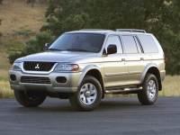 2002 Mitsubishi Montero Sport XLS for sale near Seattle, WA