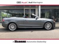 Certified Pre-Owned 2016 Audi S5 3.0T Premium Plus Convertible in Warrington, PA