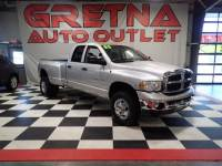 2005 Dodge Ram 3500 SLT QUAD CAB DUALLY 4X4 AUTO 5.9L TURBO DIESEL!!